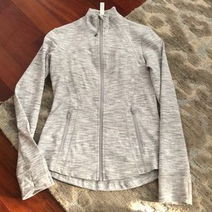 Lululemon running jacket 🍋